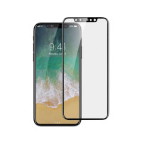MOCOLL - 2.5D Full Cover Glass 0.33MM 9H Hardness (Available for All iPhones Models)
