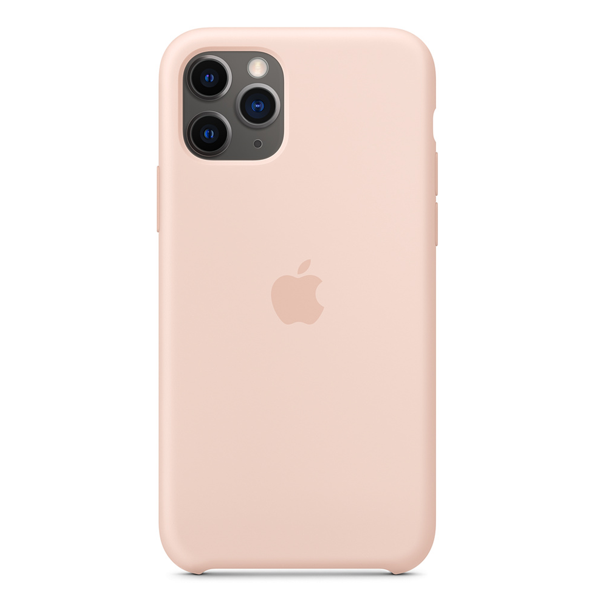 iPhone 11 Pro Silicone Case Pink Sand