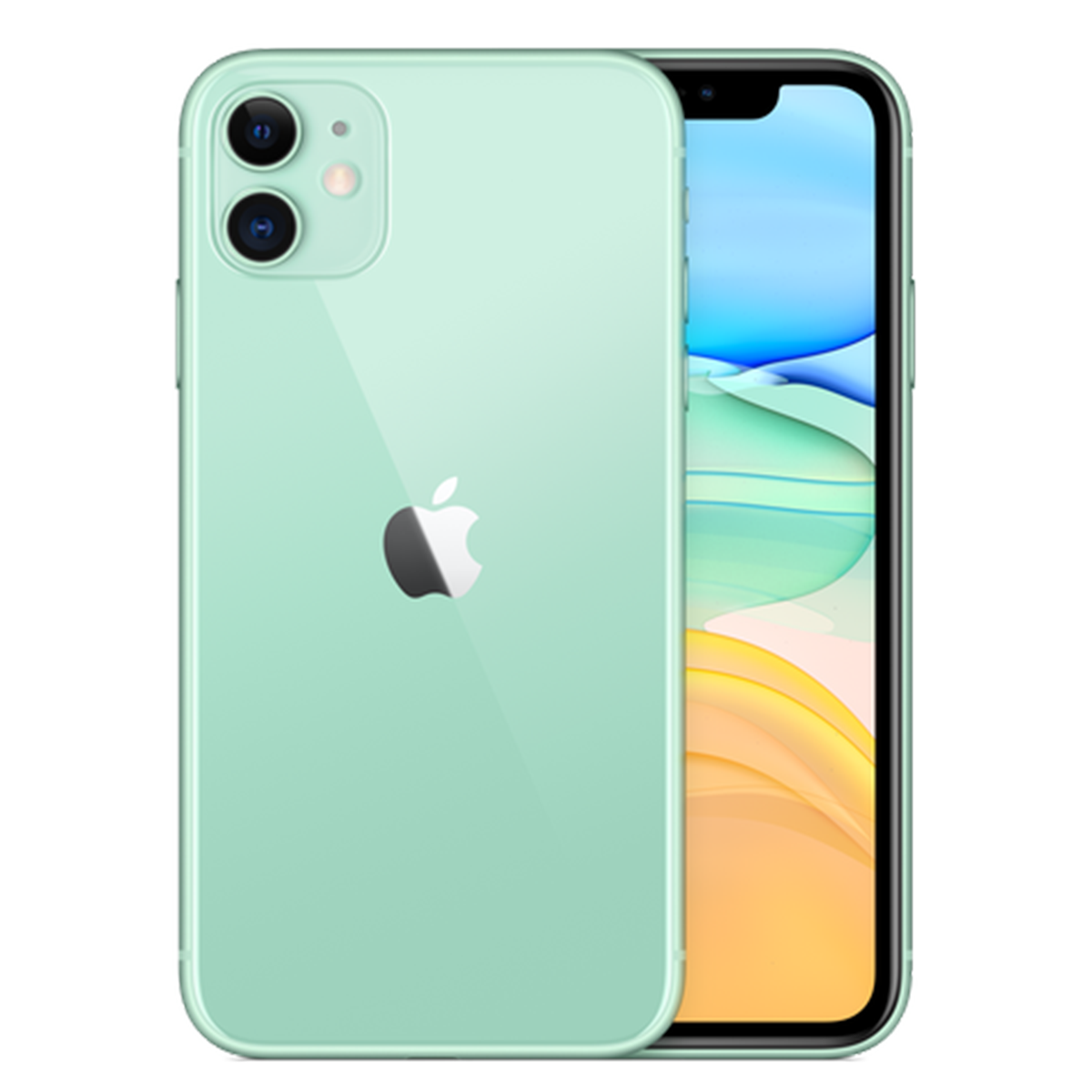 iPhone 11, Green, 128GB