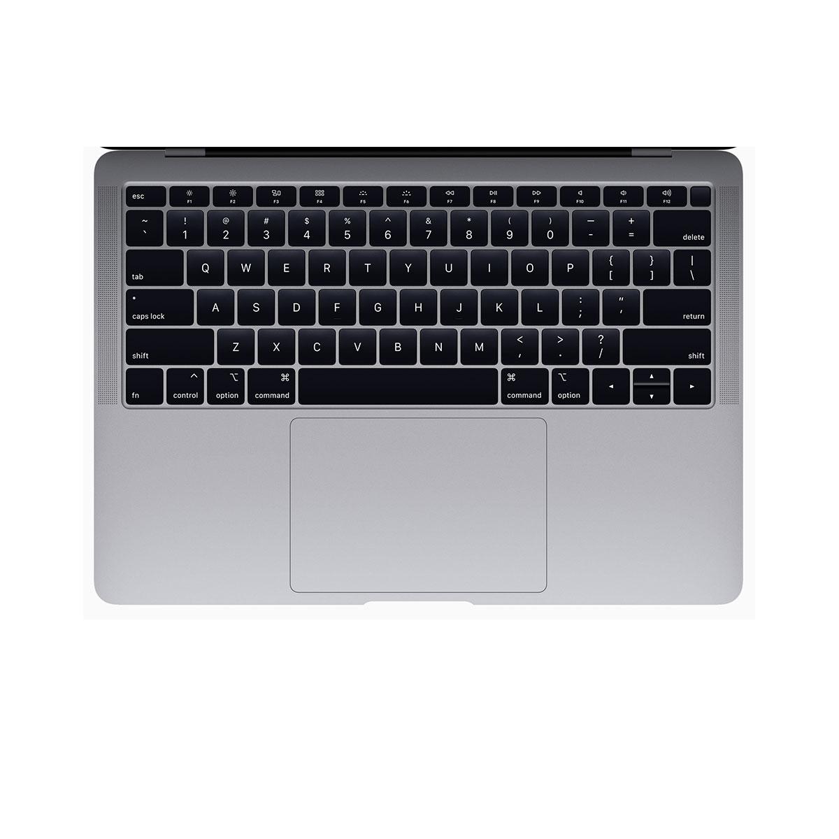 13-inch MacBook Air - Space Gray 256GB SSD storage