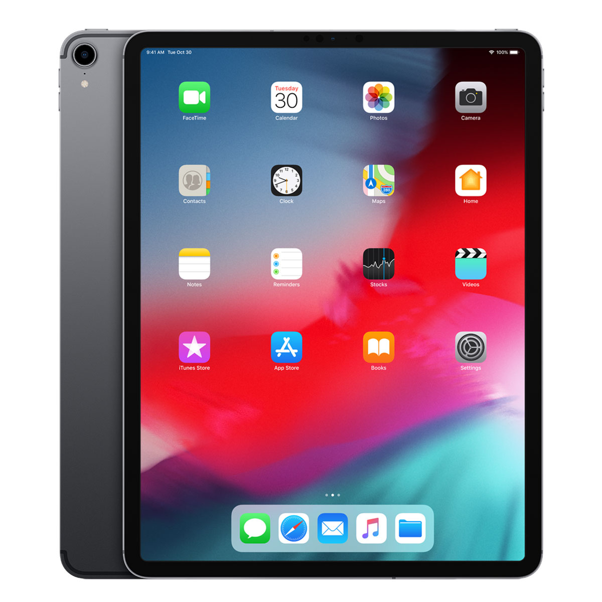 iPad Pro 12.9-inch (3rd Generation) 64GB Wi-Fi Cellular Space Gray - PTA Approved