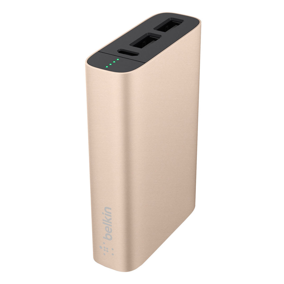 Belkin - MIXITUP Power Pack 6600MaH Battery Pack - Gold