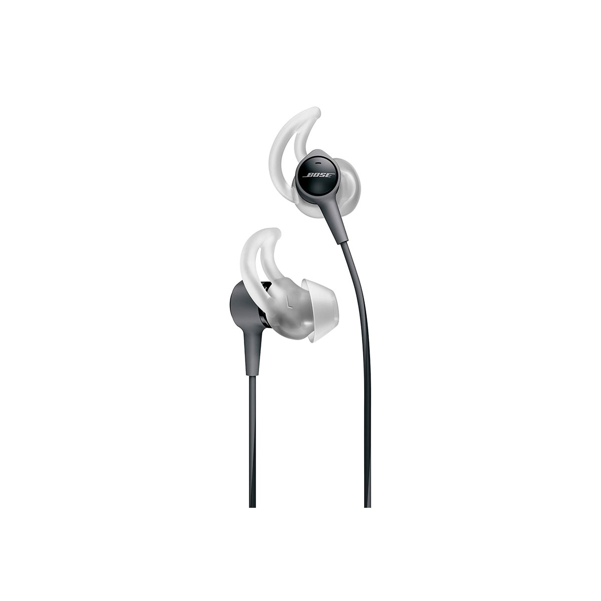 BOSE - SOUNDTRUE ULTRA IE HDPHN MFI,CHARCOAL,WW