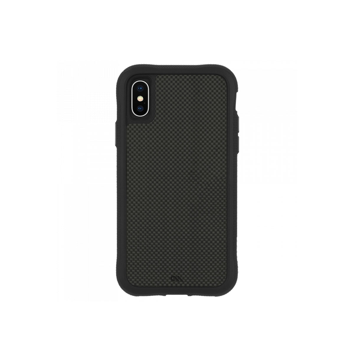 Case-Mate iPhone X/Xs Protection Collection - Carbon Fiber