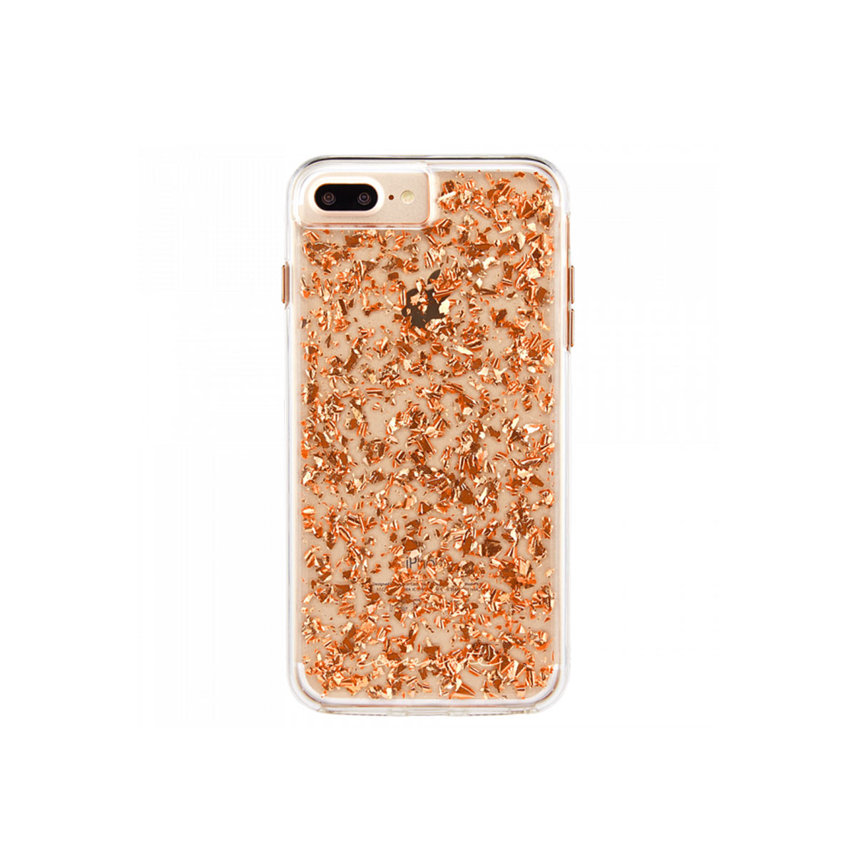Case-Mate - iPhone 7 Plus Karat - Rose Gold / Clear